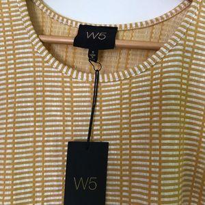 Who What Wear Tops - NWT W5 Tassel Tank Top